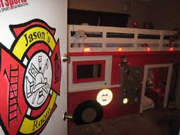 Coolest Bed Ever: Firefighter In Florida Builds Replica Fire Truck ... Awesome Room For A Little Boy The Fire Truck Bed Design 20 Julian Bowen Samson Engine Sam101 Baby Love Pinterest Engine Kids Room Plastic Toddler Fniture Fun Bedding Elmo Set Kidkraft Sets Boys Frisco And Rescue Red Twin Ocfniturecom Bed Fire Engine 140 X 70 1 Taya B Fniture Ideas Stunning Photo Themed Bedroom And Beautiful Amazing With Racing Cars Models Other Lovely Midsleeper Single Fire In Oxford Oxfordshire