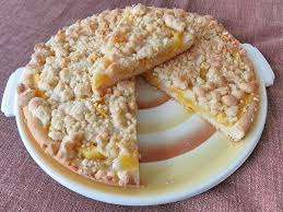 mango vanillestreusel kuchen