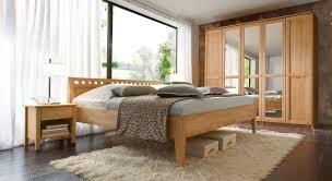 komplett schlafzimmer aus massiver buche triest i betten de