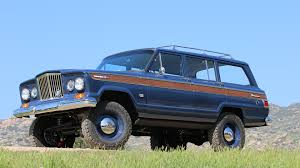 Icon Jeep Wagoneer Reformer Review: Driving A Time-Traveling ...