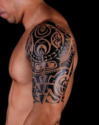 Shoulder Tattoos For Men Mens Tattoo Ideas