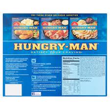 Frozen Bathroom Set At Walmart by Hungry Man Boneless Fried Chicken Frozen Dinner 16 Oz Box