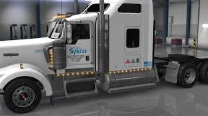 UNCLE D LOGISTICS – SYSCO FOOD SERVICE KENWORTH W900 SKIN MOD ... Pepsi Truck Driving Jobs Find Syscos Here Youtube Tistoyz1s Favorite Flickr Photos Picssr Cadian Court Rules Against Driverfacing Cameras I90 In Montana Pt 3 Anthem Insulation Truck Fire Glasvan Great Dane Gvgreatdane Twitter Applied Lng Extends Supply Deal With Sysco World News Preorders 50 Tesla Semi Trucks Florida Trucking Association