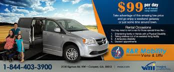 100 Truck Rental Columbus Ga Wheelchair Vans Lifts Vehicles Conyers GA Wheelchair Van