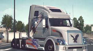 Volvo VNL 670 USA Eagle Skin - American Truck Simulator Mod | ATS Mod Custom Volvo Truck 4k Ultra Hd Wallpaper And Background Image En Poussant Les Limites Trucks Usa 1995 Wia64tes For Sale In Greensburg In By Dealer Will Share Battery Technology With All Its Brands Ev Sabic Helps Accelerate Sustainability Valox Iq Usa Careers Bestwtrucksnet 2013 Used Vnl670 At Premier Group Serving Canada Flickr Photos Tagged Vn780 Picssr Lease Agreement Unique Road Us Couple Lives The Good Life On Best