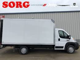 100 Expeditor Truck 2019 RAM PROMASTER 3500 Box Straight Cutaway