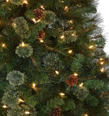 Home Depot Pre Lit Christmas Trees by Martha Stewart Christmas Tree Home Depot Christmas Tree