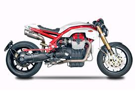 100 Auto Re Moto Dautore SPARK Exhaust Technology