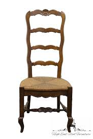French Ladder Back Chairs French Country Ladder Back Chairs Rush Seats Guy Chaddock Melrose Custom Handmade Fniture Cf0485s Country French Ding Chairs With Ladder Back And Rush Seats Antique Farm Carved Tall Seat Room Set Of 6 Provincial In Walnut 10 Louis Xv Style Oak Leather Nailhead Recliner Chair Vintage White Of Four Six Xiv Ladderback Scalloped Stretchers Inspire Q Eleanor Wood 2 By Dec 16 2018