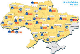 Hotel Front Desk Manager Salary Canada by Salaries And Costs Of Living In Ukraine Em