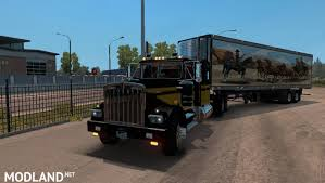 Kenworth W900A Truck And Uncle_D Reefer Trailer With Smokey And The ... Smokey The Bandit Kenworth Replica Youtube Skin And The Truck On For American Truck Bandit Gta San Andreas T680 Mod Dcsmokey And The Bandit Trailers For Ats V1 Walking Deadsnowmans Trailer Cvetteforum Chevrolet A Classic Celebration News Banditrun10023jpg Id 518966 Celebrate And Bandits 40th With These Sweet Renders By Nine_dragons Poser Illustration Snowmans Smokey Custom Trailer W900