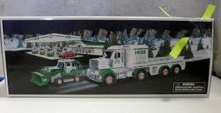 2013 Hess Toy Truck And Tractor NIB Box Has Damaged End & Corner ... The Hess Toy Truck Has Been Around For 50 Years Rare 2013 And Tractor 18378090 Box Wwwtopsimagescom Cporation Wikiwand Amazoncom Mini Miniature Lot Set 2009 2010 2011 Christmas 2018 Trucks Coming June 1 Jackies Store Summary Amp Toys Games Hesstoytruckcom Zagwear Online Competitors Revenue Employees Owler Company