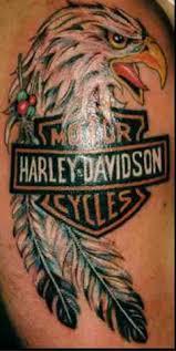 Harley Davidson Tattoo 3