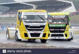 100 Lenz Truck Most Czechy 1st Sep 2018 Second Race From Left Andre KURSIM