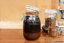 Ground Coffee Soaked In Cold Water Unplugged Home Brew How To Make