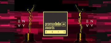PROMAX UK Gold Award