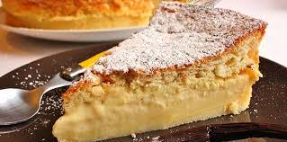 recette de cuisine en gâteau magique à la vanille facile et pas cher recette sur