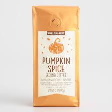 World MarketR Pumpkin Spice Blend Coffee 12 Oz