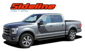 SIDELINE | Ford F150 Body Stripes | F150 Decals | F150 Vinyl Graphics 2015 2016 2017 2018 2019 Ford F150 Stripes Lead Foot Special Is The Motor Trend Truck Of Year 52019 Torn Bed Mudslinger Style Side Vinyl Wraps Decals Saifee Signs Houston Tx Racing Frally Split Amazoncom Rosie Funny Chevy Dodge Quote Die Cut Free Shipping 2 Pc Raptor Side Stripe Graphic Sticker For Product Decal Sticker Stripe Kit For Explorer Sport Trac Rad Packages 4x4 And 2wd Trucks Lift Kits Wheels American Flag Aftershock Predator Graphics Force Two Solid Color 092014 Series