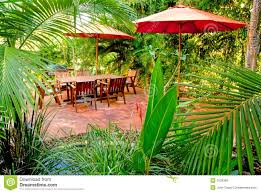 Tropical Backyard Garden Setting Royalty Free Stock Image - Image ... Great Backyard Landscaping Ideas That Will Wow You Affordable 50 Water Garden And 2017 Fountain Waterfalls 51 Front Yard Designs 11 Tips For A Backyard Garden Party Style At Home Ways To Make Your Small Look Bigger Best Ezgro Hydroponic Vertical Container Kits 20 Design Youtube Full Image For Mesmerizing Simple Related Urban The Ipirations Natural Rock Landscape Top Easy Diy I Plans