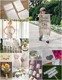 Image Of Rustic Wedding Decor Rentals
