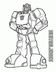 Free Printable Transformers Coloring Pages For Kids Within