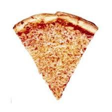 Slice of cheese pizza clipart clipartfox