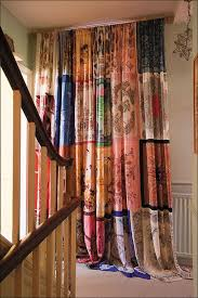Curtains For Traverse Rods by Interior Wonderful Diy Moroccan Fabric Ceiling Moroccan Curtains