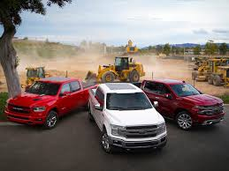 100 Ford Compact Truck 2019 FullSize Pickup Comparison Kelley Blue Book