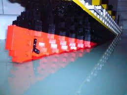 titanic sinking a lego creation by alexander wedø mocpages com