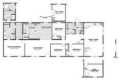 Oakwood Homes Floor Plans Modular by Floorplan Oly28764a