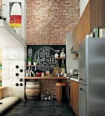 Attic Kitchen Ideas Striking Loft Kitchen Design Ideas That Reveal The Of