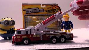 100 Metal Fire Truck Toy Review Of Latest Tonka Diecast Engine From S R Us USA