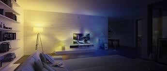 smart home im wohnzimmer tink