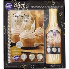 Cupcakes Are My Cocktails Recipe Book And Flavor Infusers