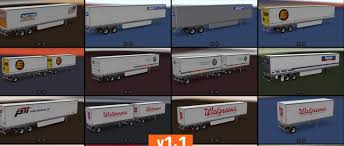 SiSL's Trailer Pack USA V1.1 ATS - American Truck Simulator Mod ... Top 5 Largest Trucking Companies In The Us 2017 Arkansas Championship Sisls Trailer Pack Usa V11 Ats American Truck Simulator Mod Alabama Trucker 2nd Quarter 2018 By Association Aaa Cooper Trucking Ertl Juschiln Flickr Here Are 46 Ntdc Finalists Transport Topics Ltl Archive Fedex Freight State Pages_rev101708_alms Groendyke Enid Ok Company Review Technology And Partnerships Keeping Smaller Truckers Competive Aaa Cooper Drivers For Central Get A Pay Raise