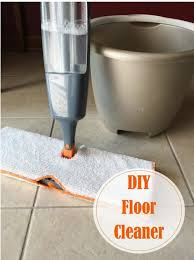 Homemade Floor Tile Cleaner by Cleaning Tip Tuesday Diy Floor Cleaner For Linoleum And Tile