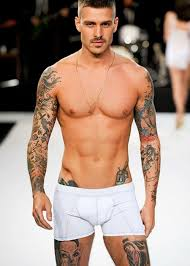 Men With Tattoo Sleeves That Will Make You Thirsty