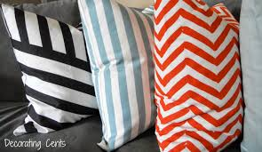 Replacement Sofa Pillow Inserts by Decorating Cents New H U0026m Pillow Covers