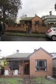 100 Melbourne Victorian Houses This Small House Received A Contemporary Update And An