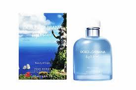 Dolce & Gabbana Light Blue Beauty of Capri Pour Homme 4 2oz 125ml