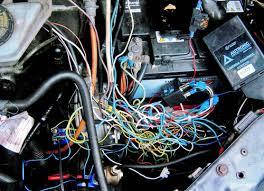 gefährliche heimarbeit im und am auto auto genussmaenner de