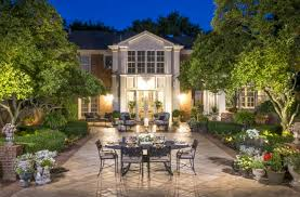 outdoor landscape lighting for patios walkways and retaining