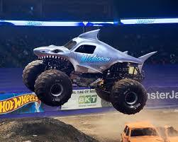 100 Monster Jam Truck Rides Back Into Mohegan Sun Arena In WilkesBarre April