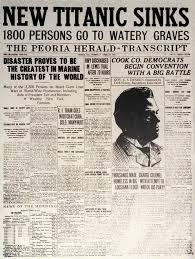 NYtribune Titanic Newspaper Article 4