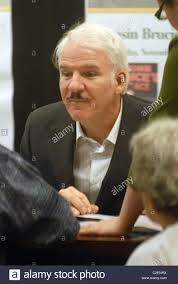Steve Martin Signing His Book