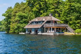 100 Muskoka Architects Boathouse 2047 Stark Inc