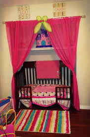 Bratt Decor Venetian Crib Conversion Kit by My Mom Made This Cute Canopy For My Daughter Made Her Transition