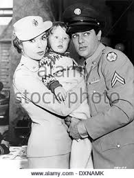 Janet Leigh Tony Curtis Stock Photos U0026 Janet Leigh Tony Curtis by Tony Curtis U0026 Janet Leigh The Perfect Furlough 1958 Stock Photo