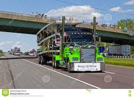 100 Largest Truck In The World Guinness Record Convoy Editorial Stock Photo Image Of
